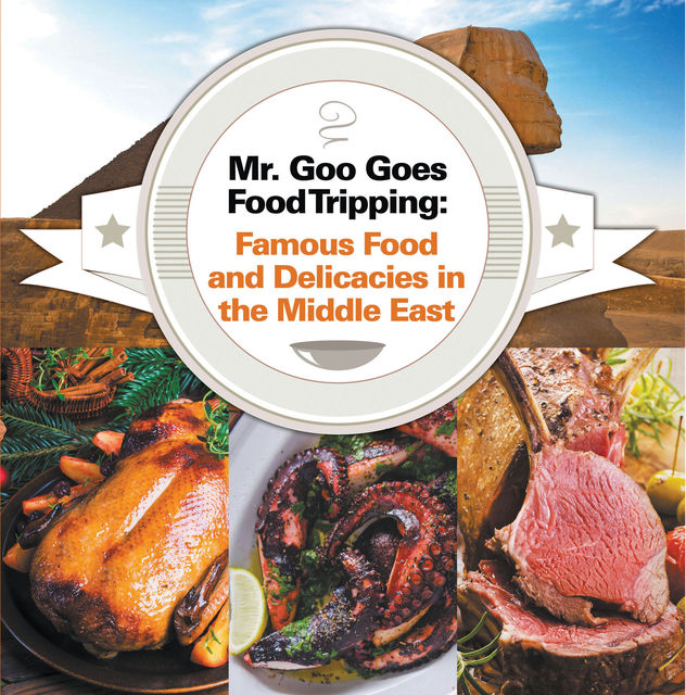 Mr. Goo Goes Food Tripping: Famous Food and Delicacies in the Middle East, Baby Professor