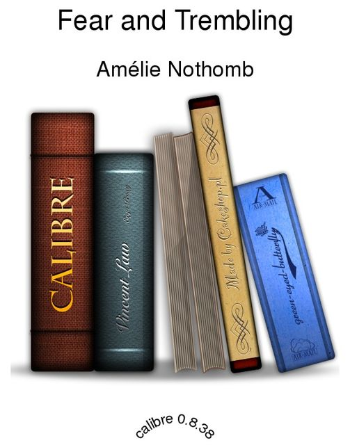 Fear and Trembling, Amélie Nothomb
