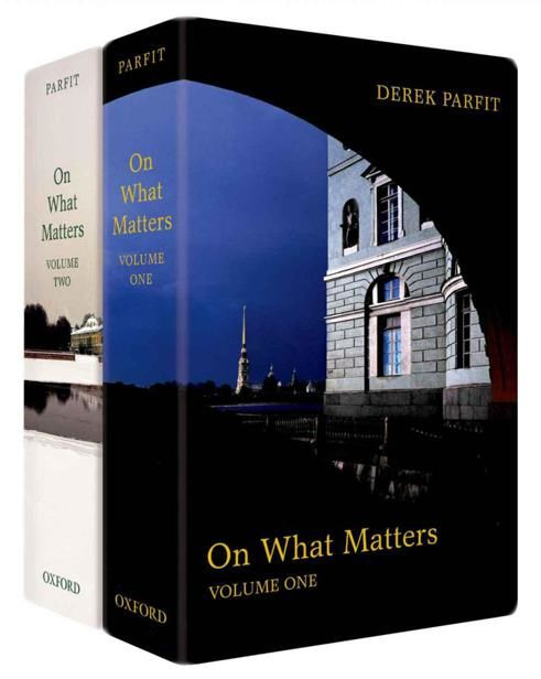 On What Matters : Two-volume set, Derek Parfit