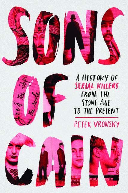 Sons of Cain, Peter Vronsky