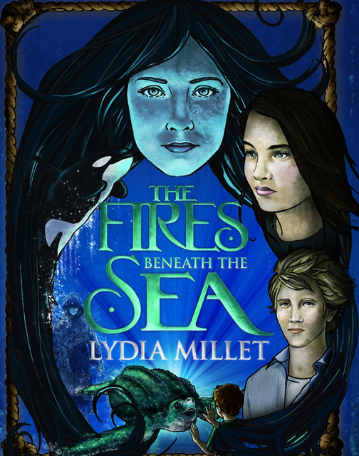 The Fires Beneath the Sea, Lydia Millet