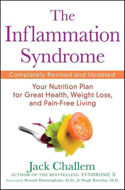 The Inflammation Syndrome, Jack Challem