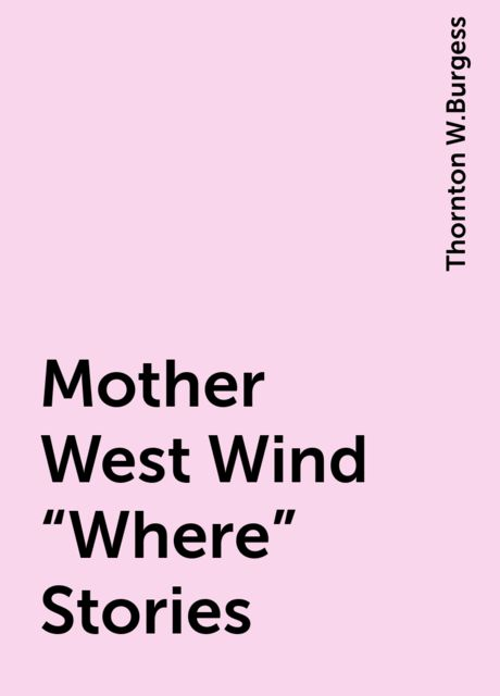 Mother West Wind