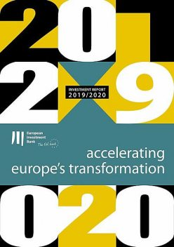 EIB Investment Report 2019/2020, European Investment Bank
