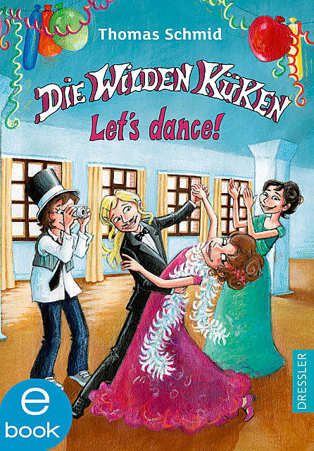 Die Wilden Küken – Let's dance, Thomas Schmid