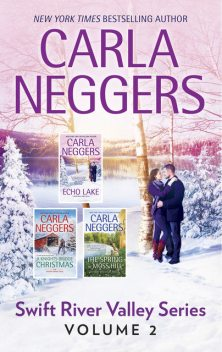 Echo Lake/A Knights Bridge Christmas/The Spring At Moss Hill, Carla Neggers
