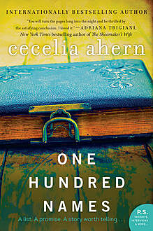 One Hundred Names, Cecelia Ahern