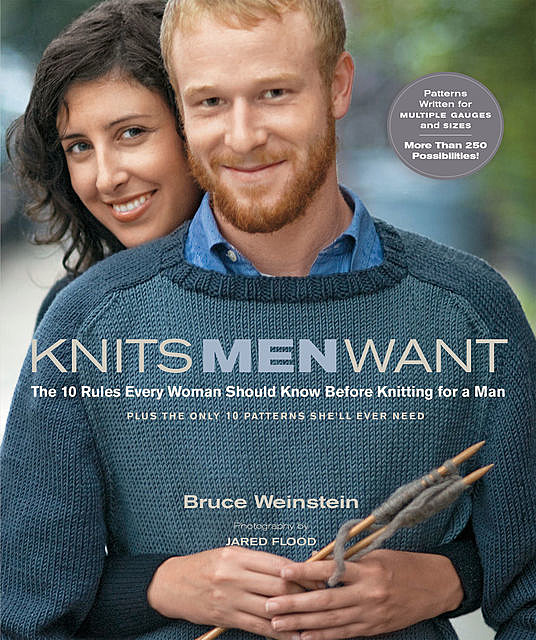 Knits Men Want, Bruce Weinstein