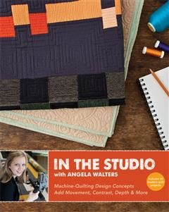 In the Studio with Angela Walters, Angela Walters