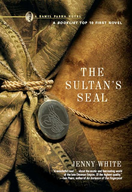 The Sultan's seal, Jenny White