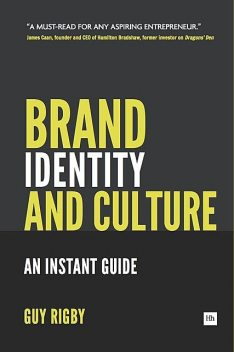 Brand Identity And Culture, Guy Rigby