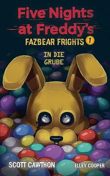 Five Nights at Freddy's, Scott Cawthon, Elley Cooper