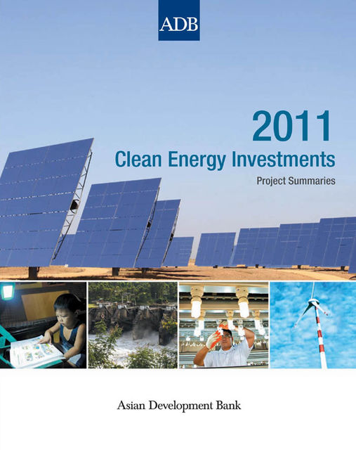 2011 Clean Energy Investments, Asian Development Bank
