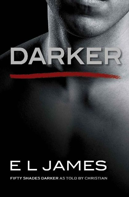Darker: Fifty Shades Darker as Told by Christian (Fifty Shades of Grey Series), E.L.James