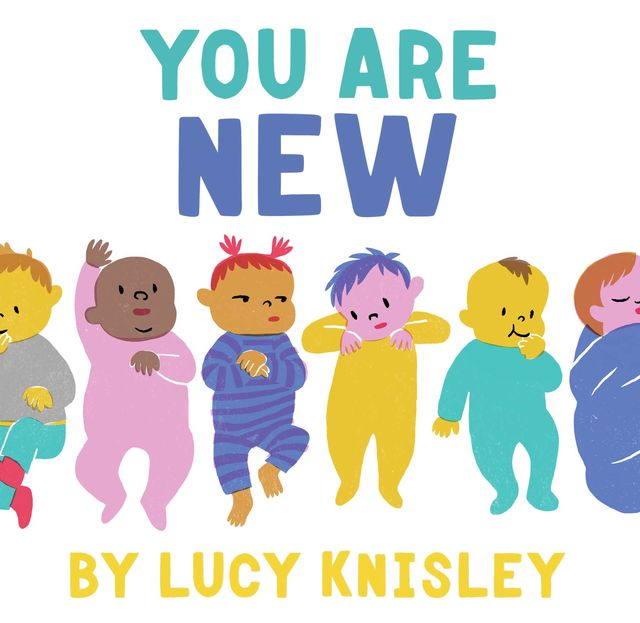 You Are New, Lucy Knisley