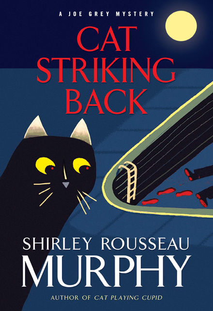 Cat Striking Back, Shirley Rousseau Murphy