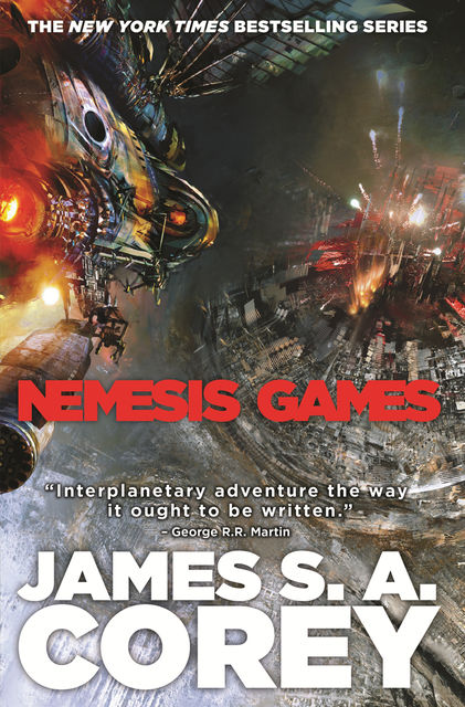 Nemesis Games, James Corey