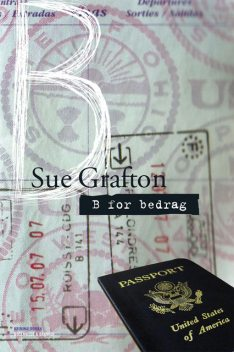 B for bedrag, Sue Grafton