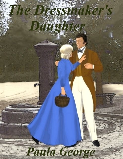 The Dressmaker's Daughter, Paula George