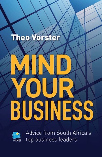 Mind your business, Theo Vorster