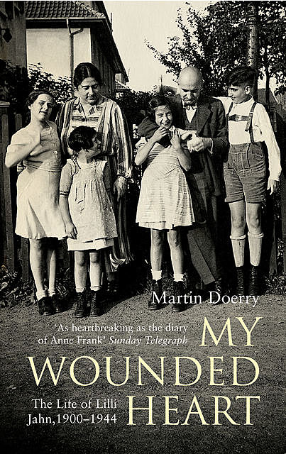 My Wounded Heart, Martin Doerry