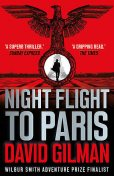 Night Flight to Paris, David Gilman