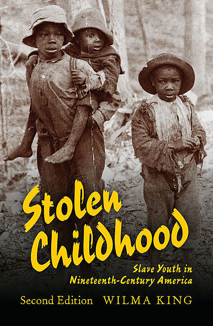 Stolen Childhood, Second Edition, Wilma King