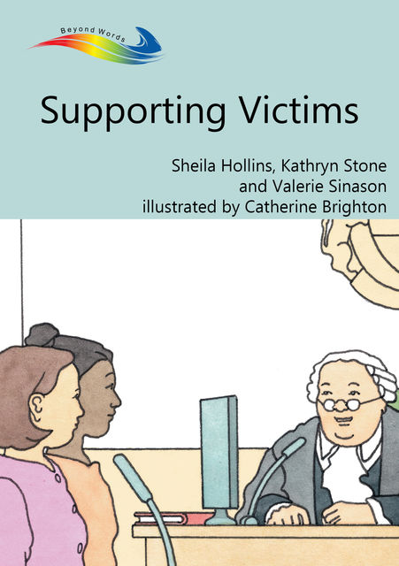 Supporting Victims, Sheila Hollins, Kathryn Stone