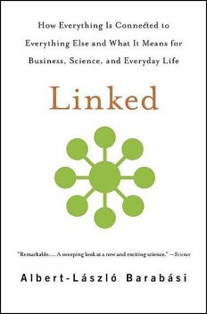 Linked: The New Science Of Networks Science Of Networks, Albert-Laszlo Barabasi, Jennifer Frangos