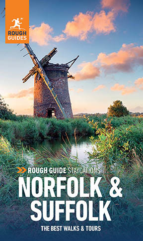 Pocket Rough Guide Staycations Norfolk & Suffolk (Travel Guide eBook), Rough Guides