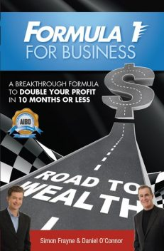 Formula 1 for Business, Simon Frayne