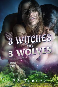 3 Witches for 3 Wolves, elisabeth turley