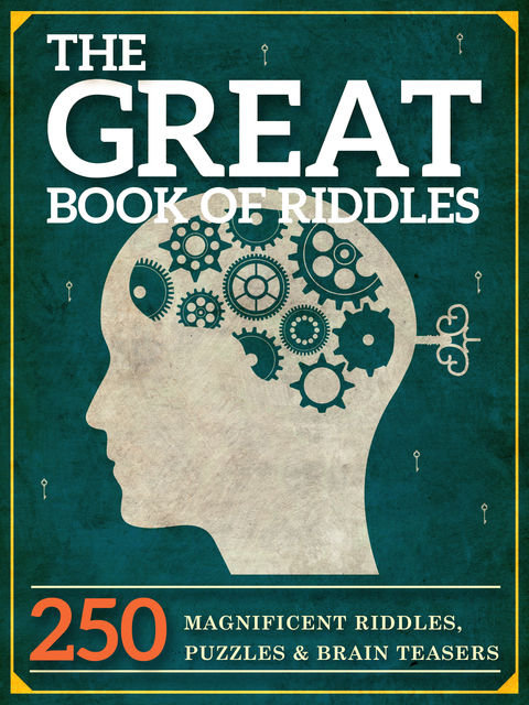 The Great Book of Riddles, Peter Keyne