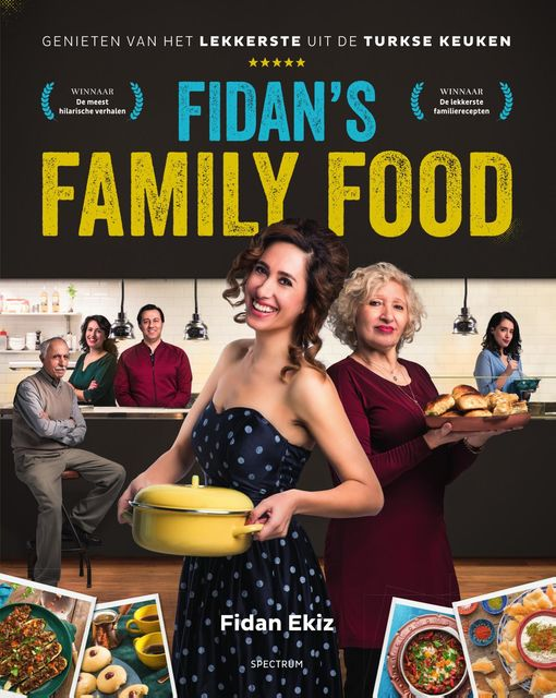 Fidan's Family Food, Fidan Ekiz