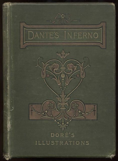 The Divine Comedy by Dante, Illustrated, Hell, Volume 10, Dante Alighieri