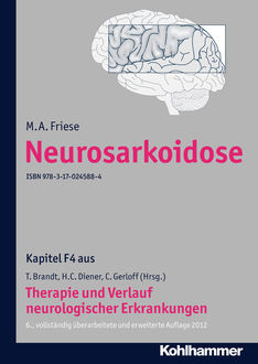 Neurosarkoidose, M.A. Friese