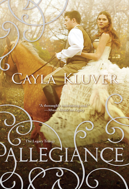 Allegiance, Cayla Kluver