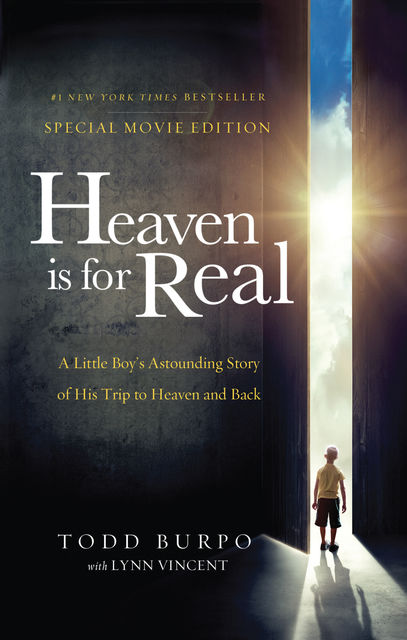 Heaven is for Real Movie Edition, Todd Burpo