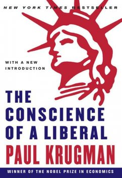 The Conscience of a Liberal, Paul Krugman