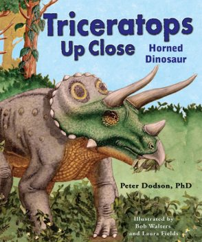 Triceratops Up Close, Peter Dodson