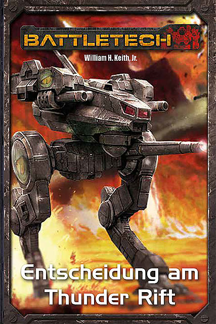 BattleTech Legenden 01 – Gray Death 1, William H. Keith