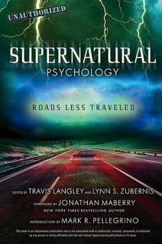 Supernatural Psychology, Travis Langley, Lynn Zubernis
