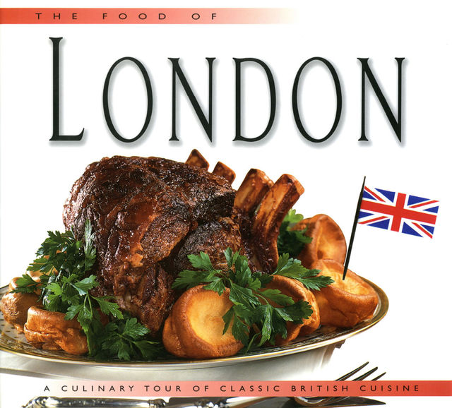 Food of London, Kathryn Hawkins