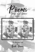 Poems – Songs and Letters Volume 2, Keith Vance