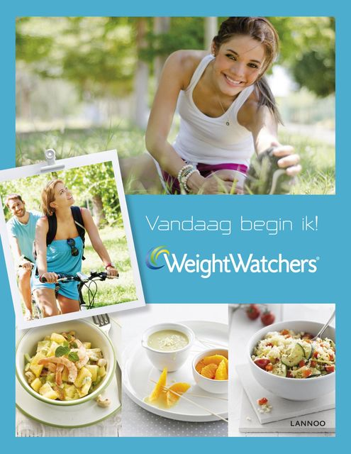 Vandaag begin ik met Weight Watchers, Weight Watchers
