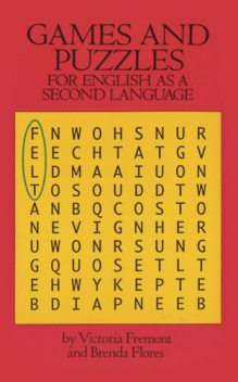 Games and Puzzles for English as a Second Language, Brenda Flores, Victoria Fremont