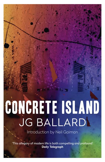 Concrete island, James Graham Ballard