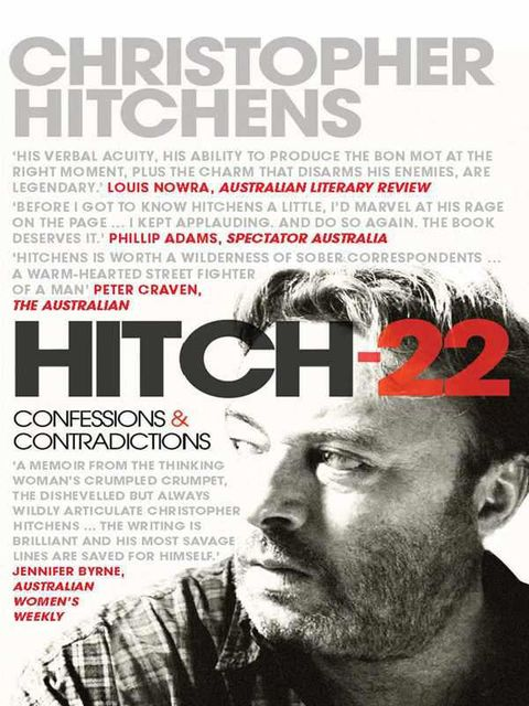 Hitch-22, Christopher Hitchens