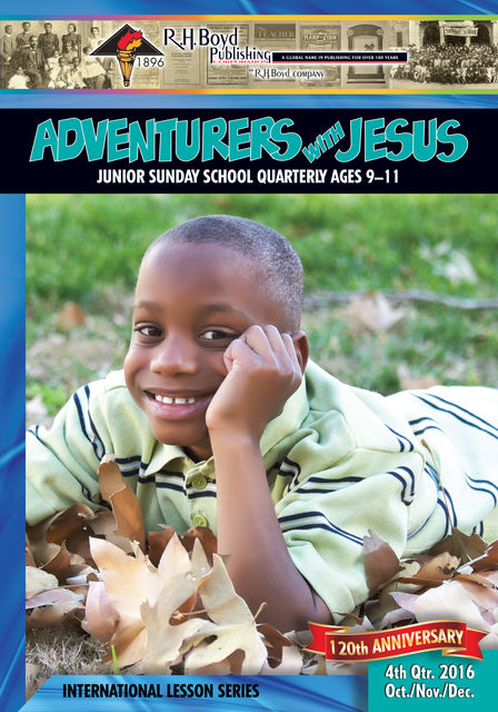 Adventurers with Jesus, R.H.Boyd Publishing Corp.