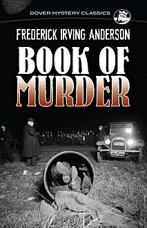 Book of Murder, Frederick Irving Anderson